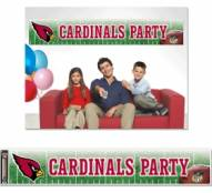 Arizona Cardinals Party Banner