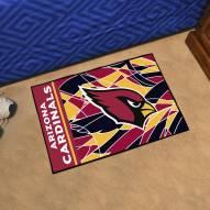 Arizona Cardinals Quicksnap Starter Rug