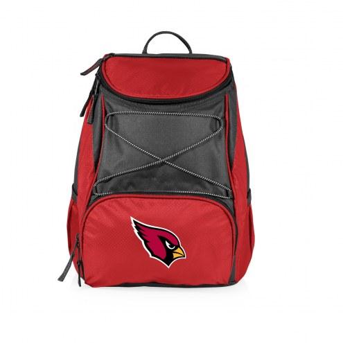 Arizona Cardinals Red PTX Backpack Cooler