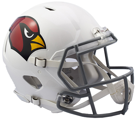 Arizona Cardinals Riddell Speed Collectible Color Rush Football Helmet