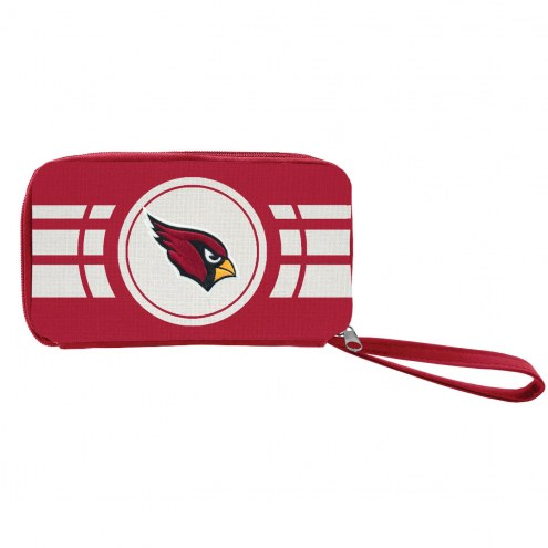 Arizona Cardinals Ripple Zip Wallet