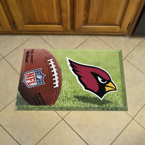 Arizona Cardinals Scraper Door Mat