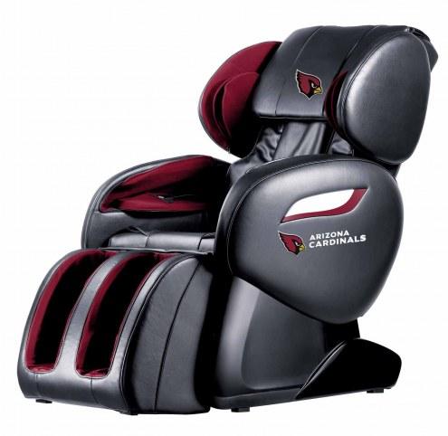 Arizona Cardinals Shiatsu Zero Gravity Massage Chair