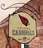 Arizona Cardinals Tavern Sign