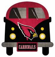 Arizona Cardinals Team Bus Sign