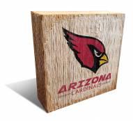 Arizona Cardinals Team Logo Block
