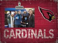 Arizona Cardinals Team Name Clip Frame