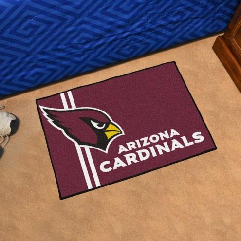 Arizona Cardinals Uniform Inspired Starter Rug