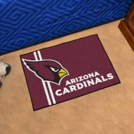 Arizona Cardinals Uniform Inspired Starter Rug