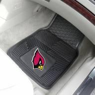 Arizona Cardinals Vinyl 2-Piece Car Floor Mats