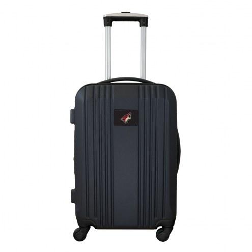 """Arizona Coyotes 21"""" Hardcase Luggage Carry-on Spinner"""