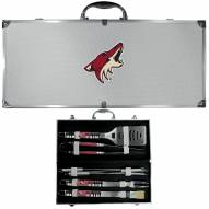 Arizona Coyotes 8 Piece Tailgater BBQ Set