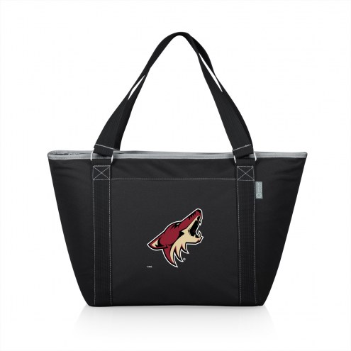 Arizona Coyotes Black Topanga Cooler Tote