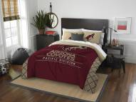 Arizona Coyotes Draft Full/Queen Comforter Set