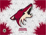 Arizona Coyotes Logo Canvas Print