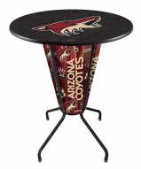 Arizona Coyotes Indoor/Outdoor Lighted Pub Table