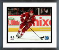 Arizona Coyotes Keith Yandle Action Framed Photo