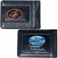 Arizona Coyotes Leather Cash & Cardholder
