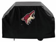 Arizona Coyotes Logo Grill Cover