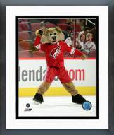 Arizona Coyotes Mascot Framed Photo