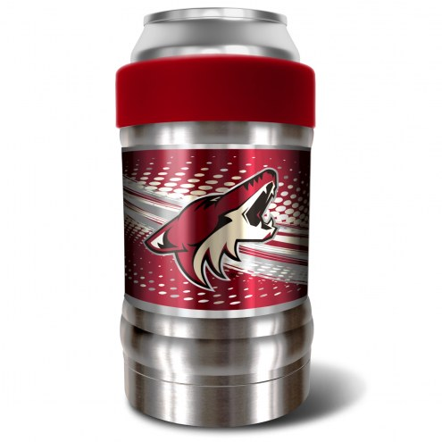 Arizona Coyotes Red 12 oz. Locker Vacuum Insulated Can Holder