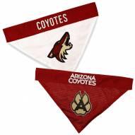 Arizona Coyotes Reversible Dog Bandana