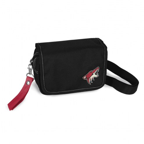 Arizona Coyotes Ribbon Waist Pack Purse