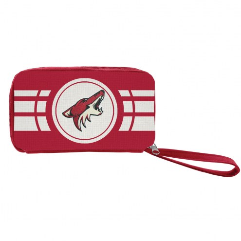 Arizona Coyotes Ripple Zip Wallet