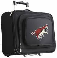 Arizona Coyotes Rolling Laptop Overnighter Bag