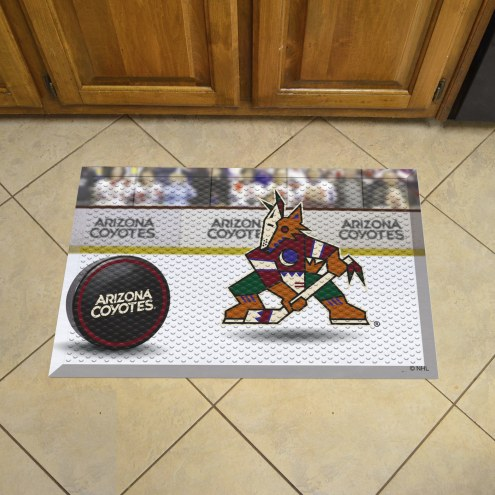 Arizona Coyotes Scraper Door Mat