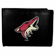 Arizona Coyotes Large Logo Bi-fold Wallet