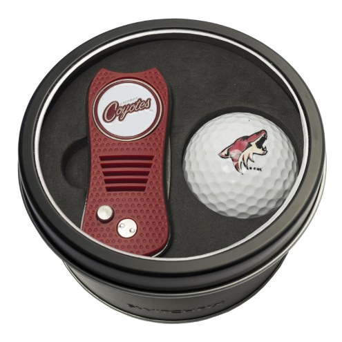 Arizona Coyotes Switchfix Golf Divot Tool & Ball