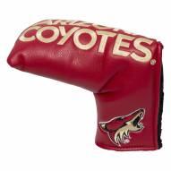 Arizona Coyotes Vintage Golf Blade Putter Cover