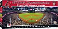 Arizona Diamondbacks 1000 Piece Panoramic Puzzle
