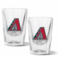 Arizona Diamondbacks 2 oz. Prism Shot Glass Set