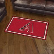 Arizona Diamondbacks 3' x 5' Area Rug