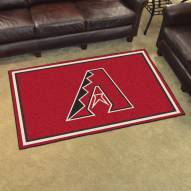 Arizona Diamondbacks 4' x 6' Area Rug