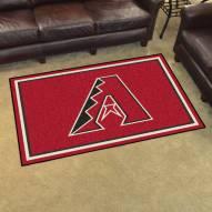 Arizona Diamondbacks 5' x 8' Area Rug