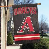 Arizona Diamondbacks Applique 2-Sided Banner Flag