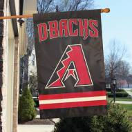 Arizona Diamondbacks Applique 2-Sided Banner Flag