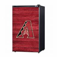 Arizona Diamondbacks Wood Logo Decal