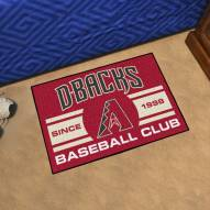 Arizona Diamondbacks Baseball Club Starter Rug