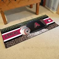 Arizona Diamondbacks Baseball Runner Rug
