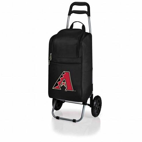 Arizona Diamondbacks Black Cart Cooler