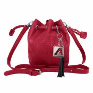 Arizona Diamondbacks Charming Mini Bucket Bag