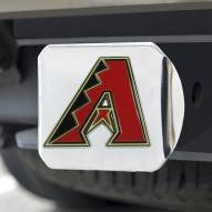 Arizona Diamondbacks Chrome Color Hitch Cover