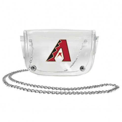 Arizona Diamondbacks Clear Waistpack