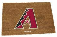 Arizona Diamondbacks Colored Logo Door Mat
