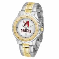 Arizona Diamondbacks Competitor Two-Tone Men's Watch