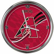 Arizona Diamondbacks Dynamic Chrome Clock